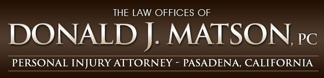 Law Offices of Donald J. Matson, PC